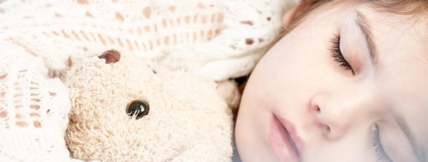 dormir solo para los pequeños