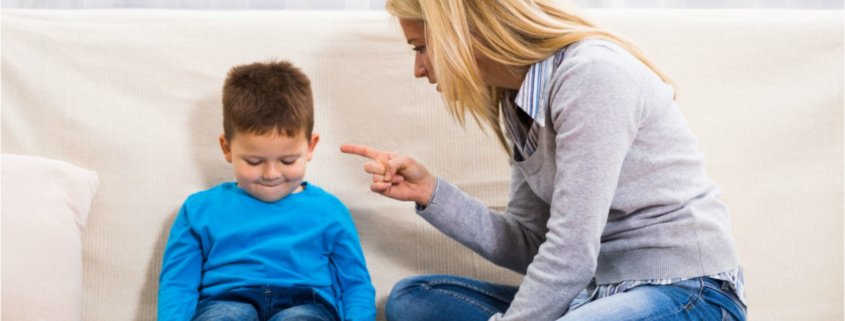 fomentar las normas en los pequeños